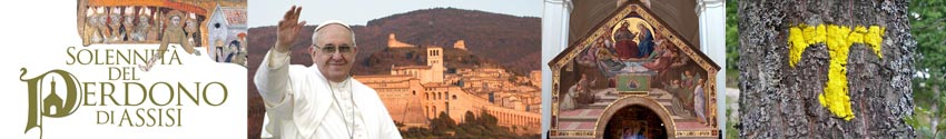 Come ogni anno, il 2 Agosto, si celebra al santuario la giornata del S.Perdono di Assisi. Per il programma completo, scarica la locandina